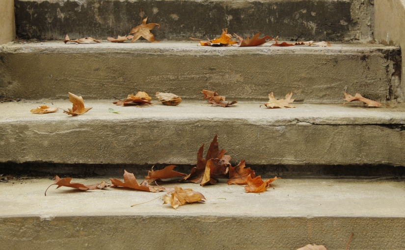 Fall-ing Down Steps